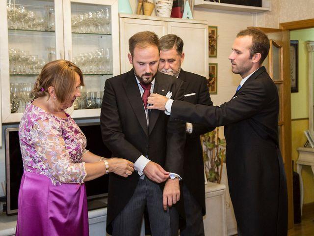 La boda de Diego y Ingrid en Nambroca, Toledo 5