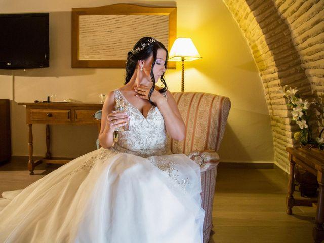 La boda de Diego y Ingrid en Nambroca, Toledo 17