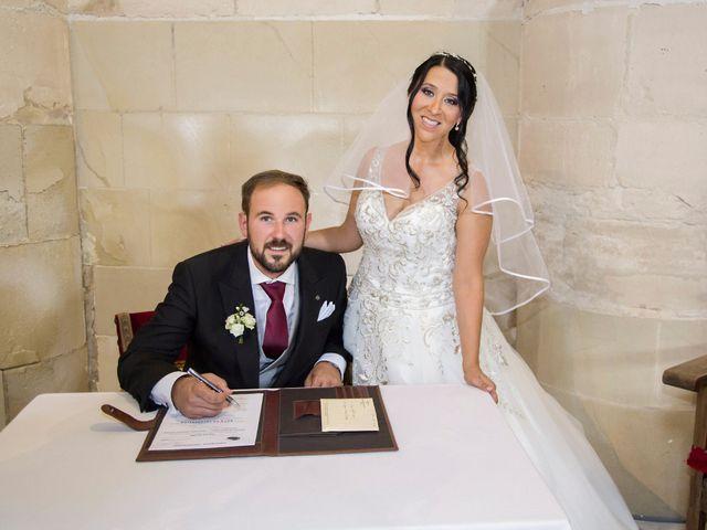 La boda de Diego y Ingrid en Nambroca, Toledo 20