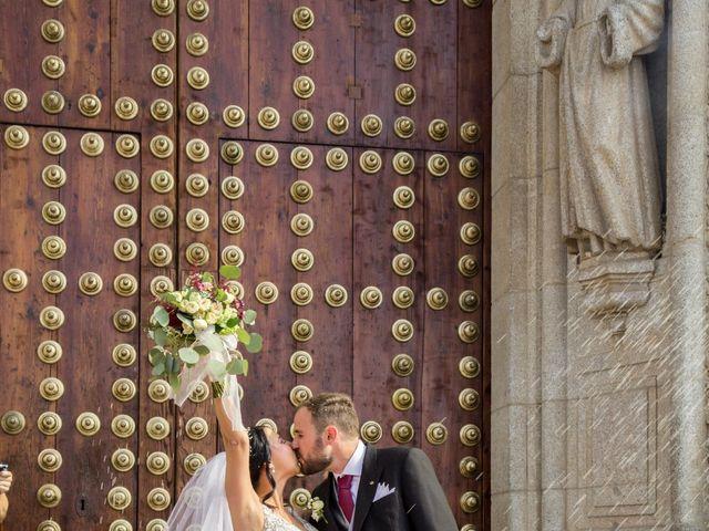 La boda de Diego y Ingrid en Nambroca, Toledo 21