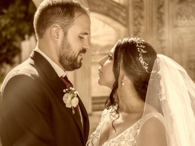 La boda de Diego y Ingrid en Nambroca, Toledo 23