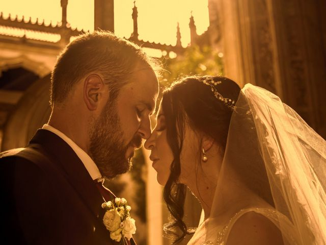 La boda de Diego y Ingrid en Nambroca, Toledo 25