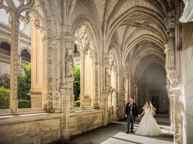 La boda de Diego y Ingrid en Nambroca, Toledo 26