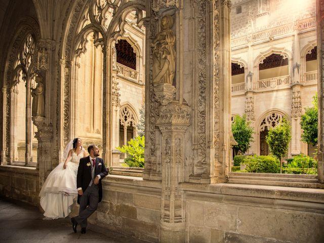 La boda de Diego y Ingrid en Nambroca, Toledo 28