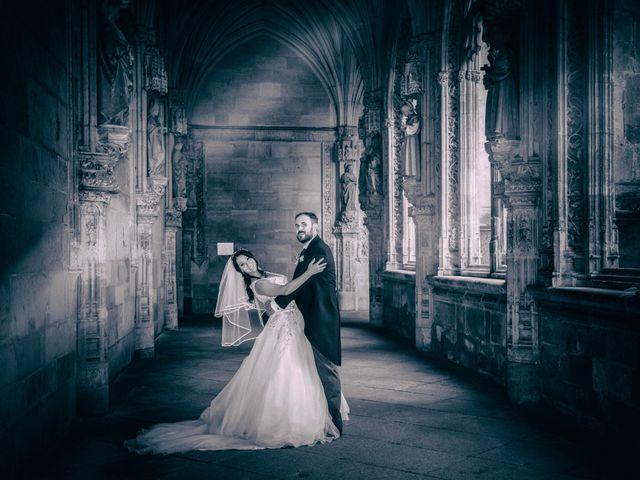 La boda de Diego y Ingrid en Nambroca, Toledo 29