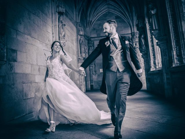 La boda de Diego y Ingrid en Nambroca, Toledo 31
