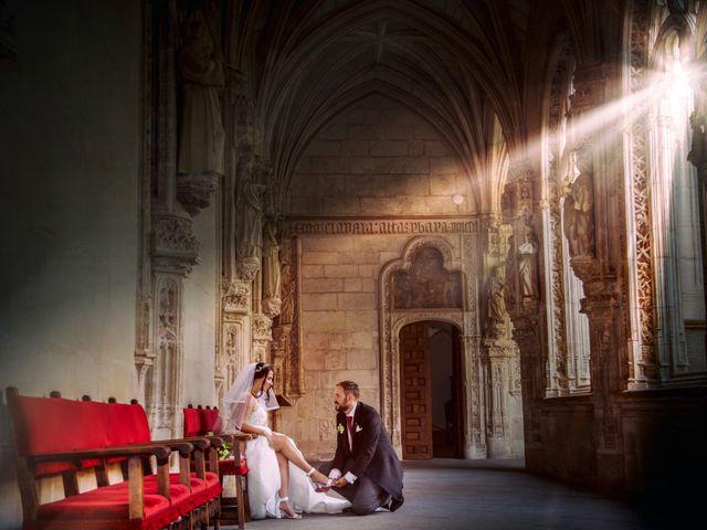 La boda de Diego y Ingrid en Nambroca, Toledo 32