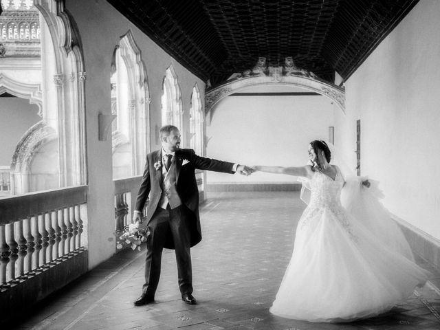 La boda de Diego y Ingrid en Nambroca, Toledo 36