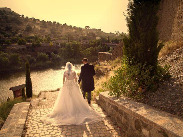 La boda de Diego y Ingrid en Nambroca, Toledo 38