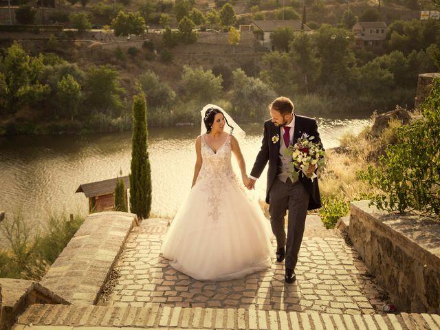 La boda de Diego y Ingrid en Nambroca, Toledo 42