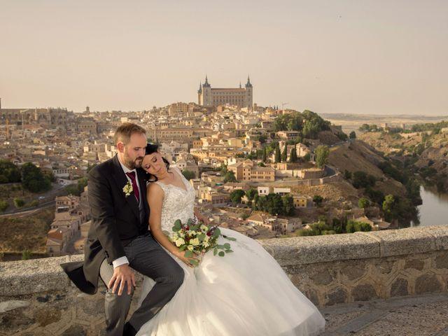 La boda de Diego y Ingrid en Nambroca, Toledo 43