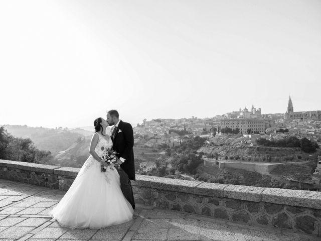 La boda de Diego y Ingrid en Nambroca, Toledo 44