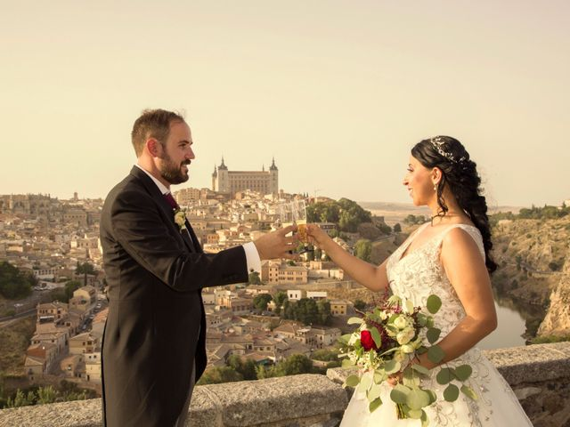 La boda de Diego y Ingrid en Nambroca, Toledo 45