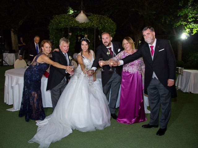 La boda de Diego y Ingrid en Nambroca, Toledo 48