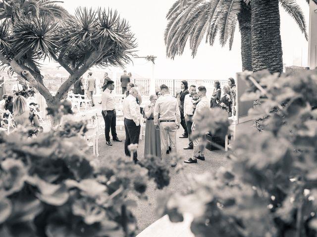 La boda de Bryan y Vienna en La Victoria De Acentejo, Santa Cruz de Tenerife 48