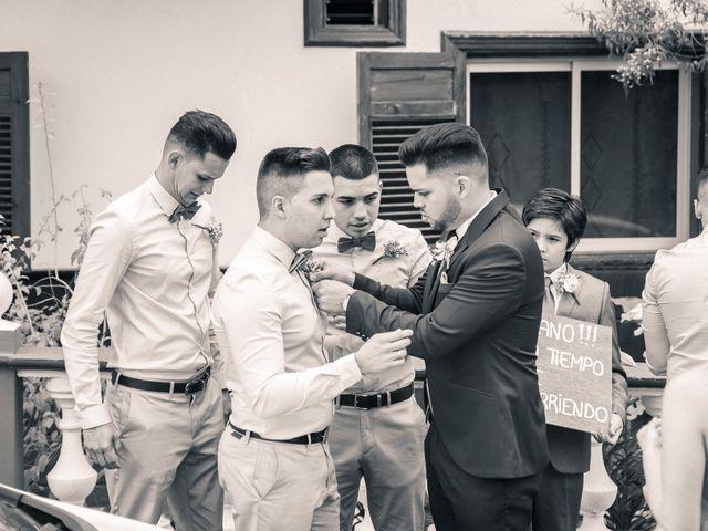 La boda de Bryan y Vienna en La Victoria De Acentejo, Santa Cruz de Tenerife 51