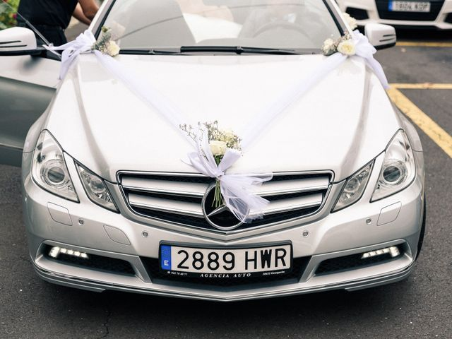 La boda de Bryan y Vienna en La Victoria De Acentejo, Santa Cruz de Tenerife 55