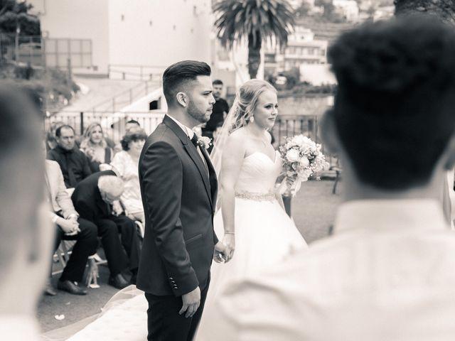 La boda de Bryan y Vienna en La Victoria De Acentejo, Santa Cruz de Tenerife 66