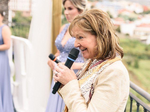 La boda de Bryan y Vienna en La Victoria De Acentejo, Santa Cruz de Tenerife 68