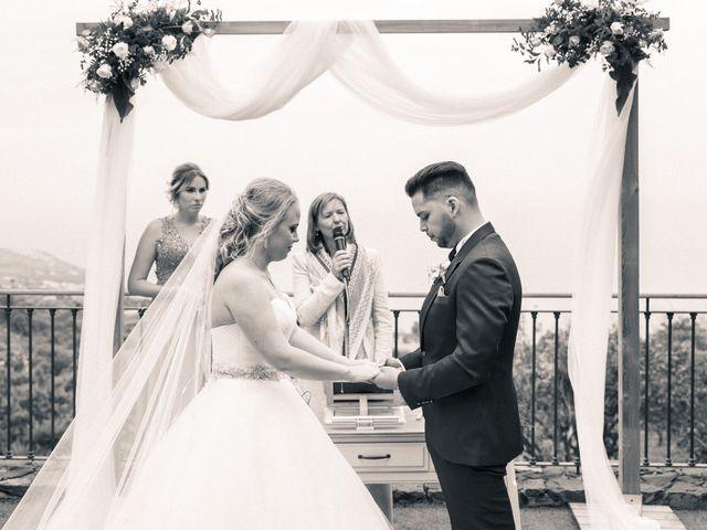 La boda de Bryan y Vienna en La Victoria De Acentejo, Santa Cruz de Tenerife 72