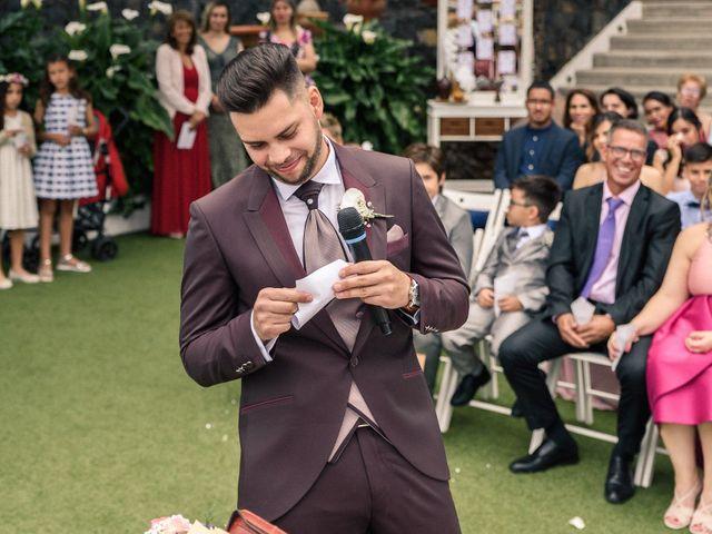 La boda de Bryan y Vienna en La Victoria De Acentejo, Santa Cruz de Tenerife 77
