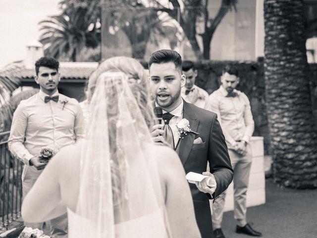 La boda de Bryan y Vienna en La Victoria De Acentejo, Santa Cruz de Tenerife 78
