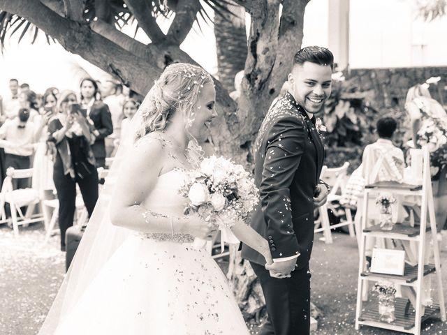La boda de Bryan y Vienna en La Victoria De Acentejo, Santa Cruz de Tenerife 90