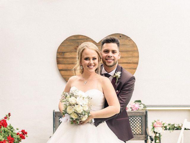 La boda de Bryan y Vienna en La Victoria De Acentejo, Santa Cruz de Tenerife 103