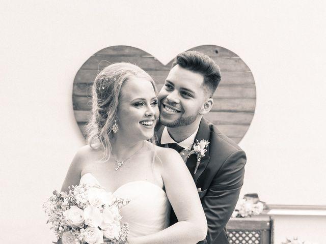 La boda de Bryan y Vienna en La Victoria De Acentejo, Santa Cruz de Tenerife 104