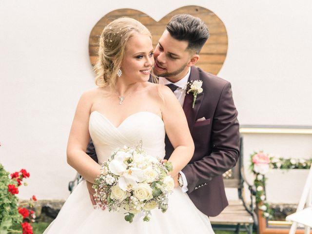 La boda de Bryan y Vienna en La Victoria De Acentejo, Santa Cruz de Tenerife 105