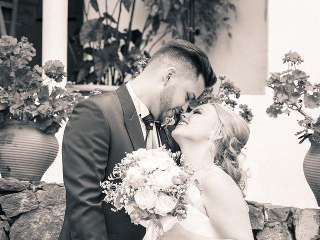 La boda de Bryan y Vienna en La Victoria De Acentejo, Santa Cruz de Tenerife 108