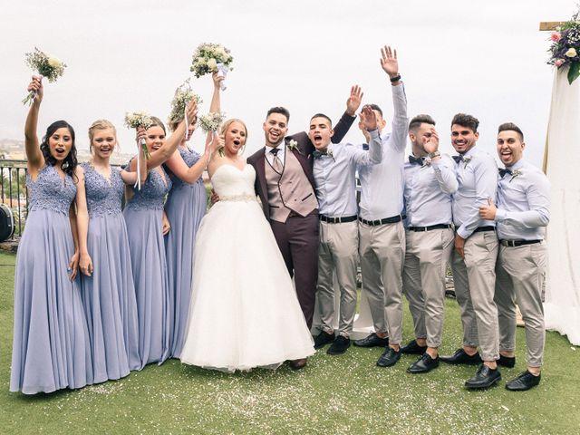 La boda de Bryan y Vienna en La Victoria De Acentejo, Santa Cruz de Tenerife 110