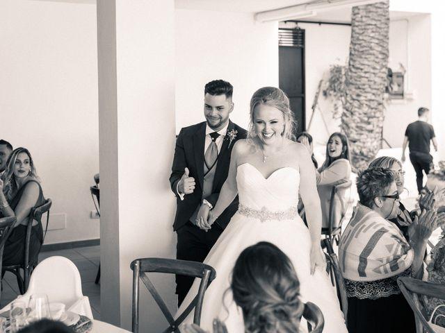 La boda de Bryan y Vienna en La Victoria De Acentejo, Santa Cruz de Tenerife 116
