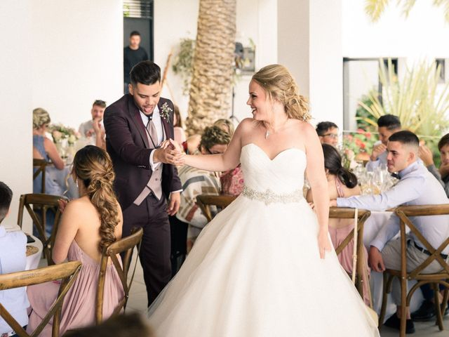 La boda de Bryan y Vienna en La Victoria De Acentejo, Santa Cruz de Tenerife 117