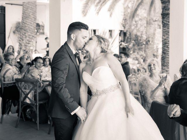 La boda de Bryan y Vienna en La Victoria De Acentejo, Santa Cruz de Tenerife 118