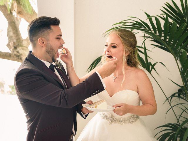 La boda de Bryan y Vienna en La Victoria De Acentejo, Santa Cruz de Tenerife 123