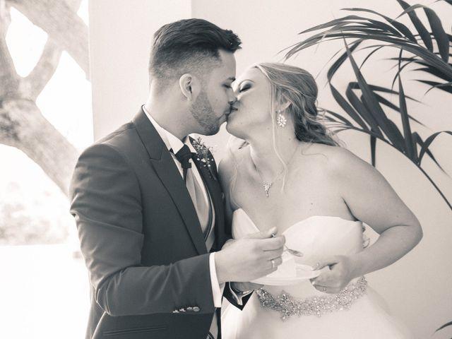 La boda de Bryan y Vienna en La Victoria De Acentejo, Santa Cruz de Tenerife 124