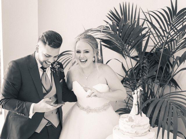 La boda de Bryan y Vienna en La Victoria De Acentejo, Santa Cruz de Tenerife 126