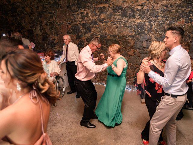 La boda de Bryan y Vienna en La Victoria De Acentejo, Santa Cruz de Tenerife 137