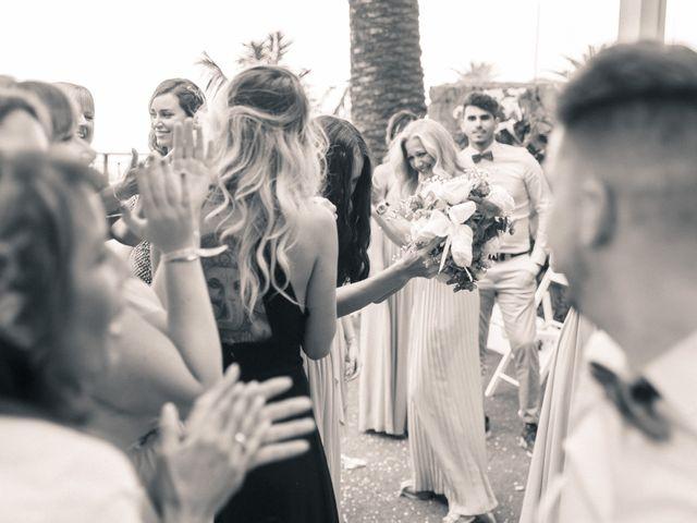 La boda de Bryan y Vienna en La Victoria De Acentejo, Santa Cruz de Tenerife 140