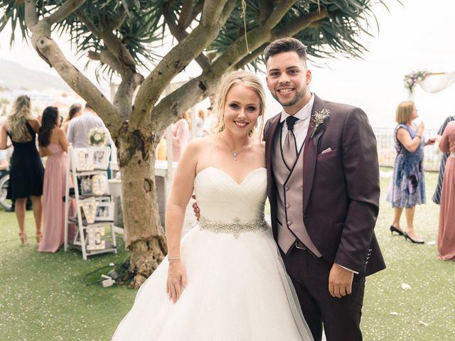 La boda de Bryan y Vienna en La Victoria De Acentejo, Santa Cruz de Tenerife 141