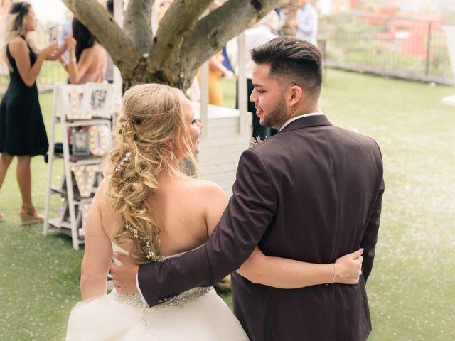 La boda de Bryan y Vienna en La Victoria De Acentejo, Santa Cruz de Tenerife 142