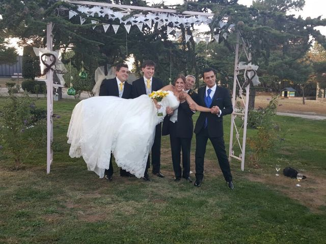 La boda de Ana y Fernando en Ávila, Ávila 5