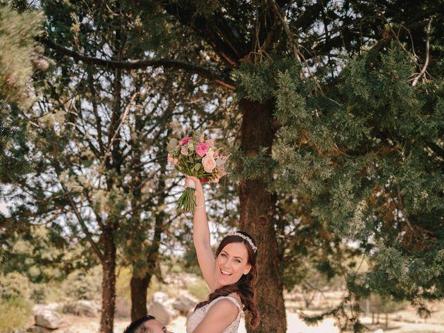 La boda de Wade y Sara en Madrid, Madrid 3
