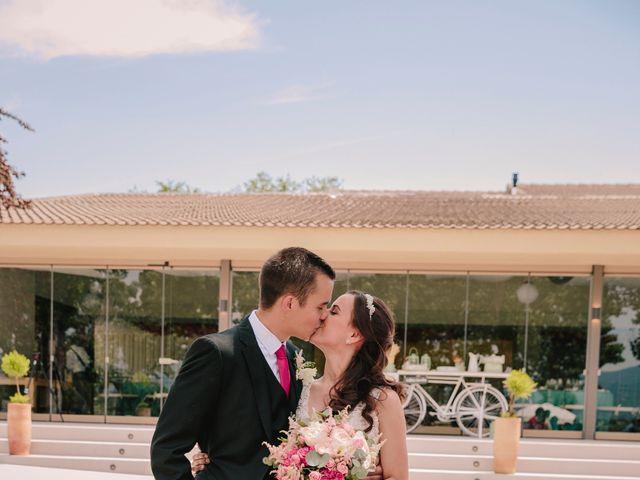 La boda de Wade y Sara en Madrid, Madrid 4