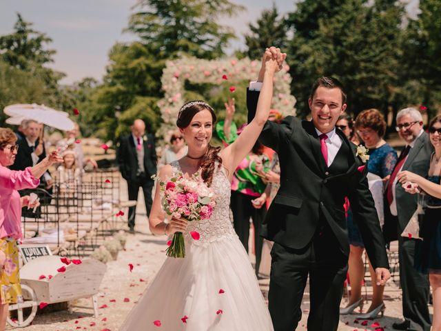 La boda de Wade y Sara en Madrid, Madrid 2