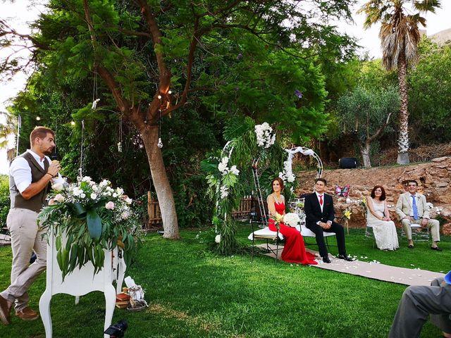 La boda de Ruben  y Marta