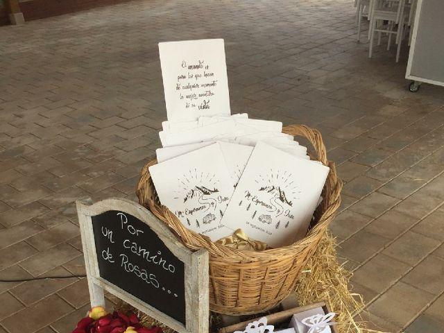 La boda de Jose y Espe en Casas Ibañez, Albacete 2