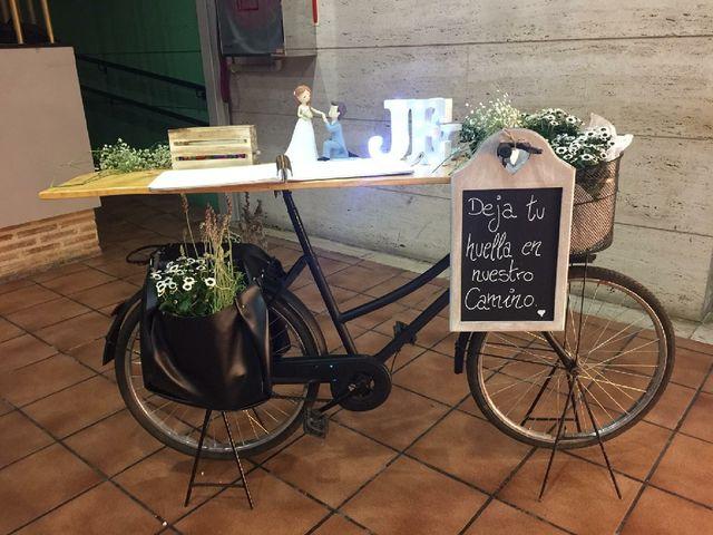 La boda de Jose y Espe en Casas Ibañez, Albacete 4