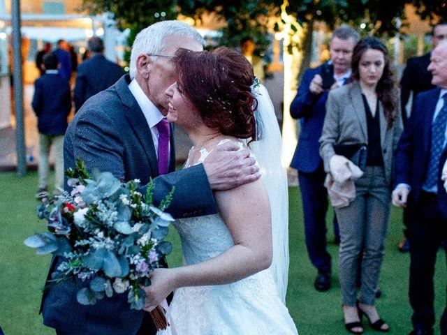 La boda de Eloy y Maria en Aspe, Alicante 7